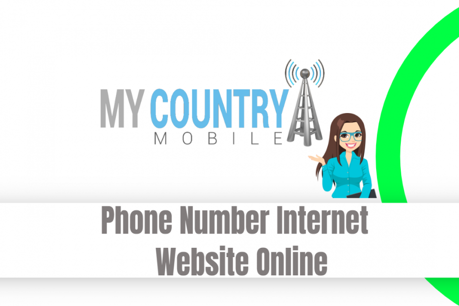 Phone Number Internet Website Online - My Country Mobile